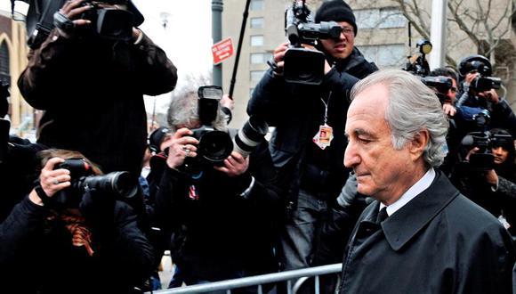 Madoff fue condenado a 150 años por perpetrar la mayor estafa piramidal de la historia de Wall Street. (Foto: EFE)