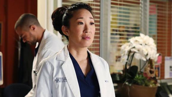 Sandra Oh es una actriz canadiense de ascendencia surcoreana que ha obtenido popularidad al interpretar a la Dra. Cristina Yang en Grey's Anatomy. (Foto: ABC)