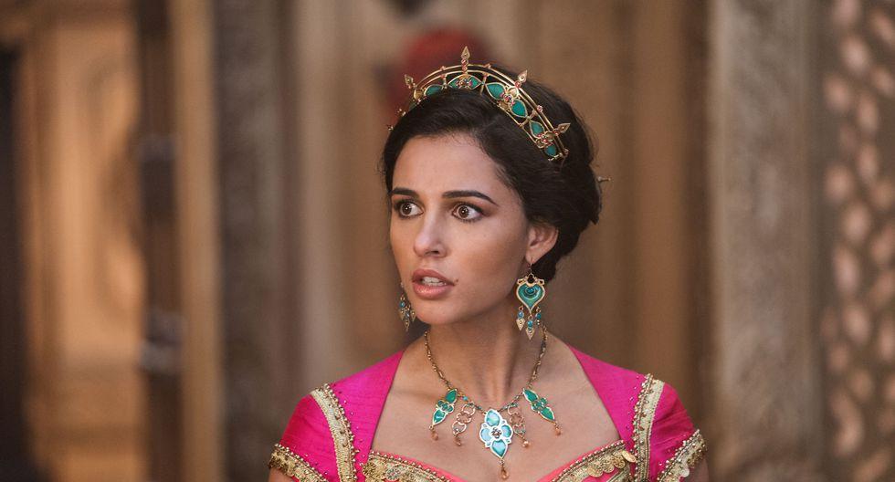 La princesa Jasmine (Naomi Scott)