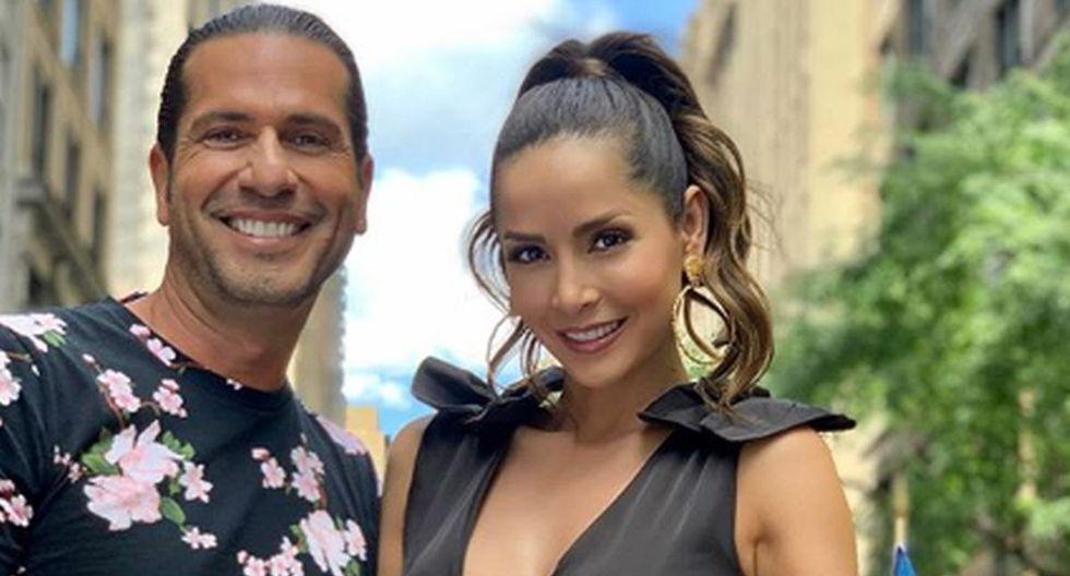 """Carmen Villalobos confesó que extraña principalmente a tres de sus excompañeros de """"Sin senos no hay paraíso"""". ¿Roberto Manrique está entre ellos? (Foto: Instagram)"""
