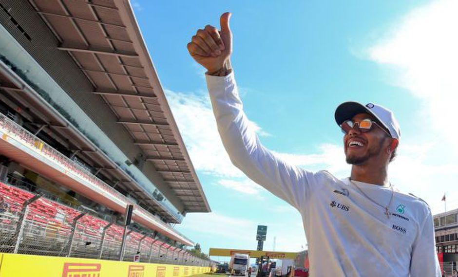 Fórmula 1: Lewis Hamilton ganó el Gran Premio de España