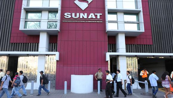 La Sunatindicó que con el resultado de junio se acumularon 9 meses de aumento sostenido de los ingresos tributarios.(Foto: Agencia Andina)