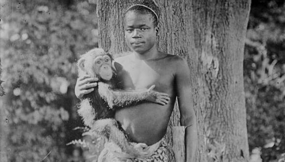 Ota Benga acabó con su vida pegándose un tiro con un arma que tenía escondida. Se cree que al morir tenía unos 25 años de edad. (BIBILOTECA DEL CONGRESO).