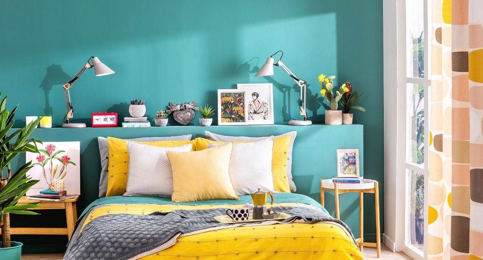 Primavera: Cuatro objetos indispensables que le darán frescura a tu dormitorio en esta nueva temporada.