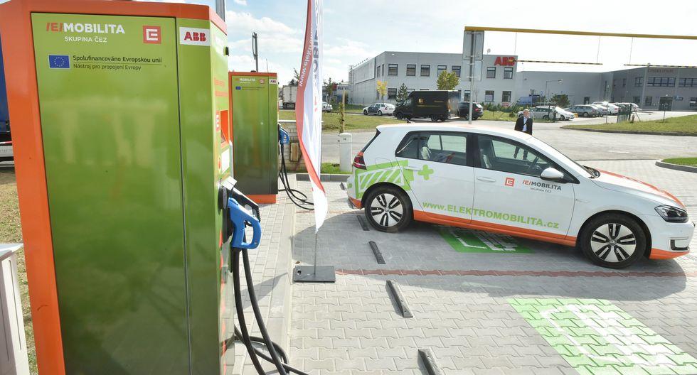Perú tiene potencial para recibir autos eléctricos, pero aún falta mucho para su masificación. (Foto: ABB)