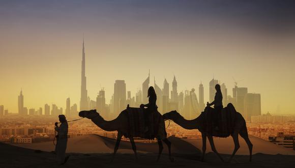 Imagen referencial de los Emiratos Árabes Unidos.