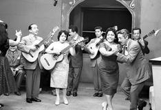 """Eloísa Angulo en el doodle de Google por el """"Día de la canción criolla"""""""