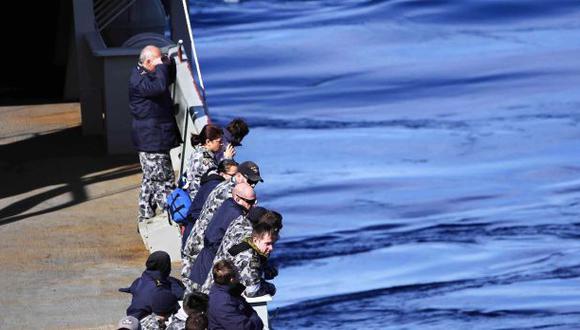 Australia: Búsqueda del avión se traslada a nueva zona