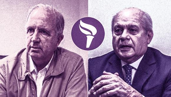 Tanto Fernando Cillóniz como Pedro Cateriano pretenden tentar el sillón presidencial a través de Todos por el Perú. Sus afiliaciones son cuestionadas por las facciones del partido.
