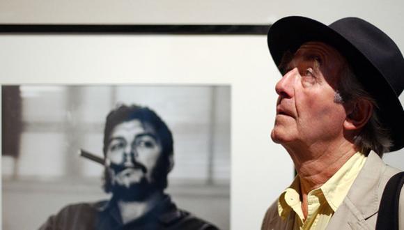 Murió René Burri, una de las leyendas de la agencia Magnum