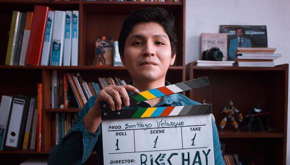 Santiago Velazque, estudiante de Toulouse Lautrec, es el creador de este proyecto. (Foto: Difusión)