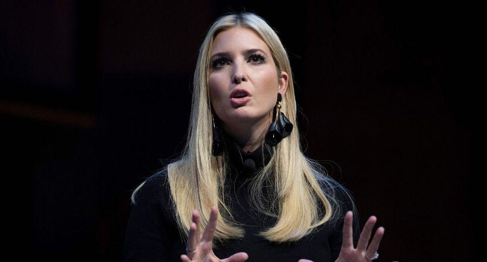 Ivanka Trump nació en Nueva York (Estados Unidos) el 30 de octubre de 1981. (AFP)