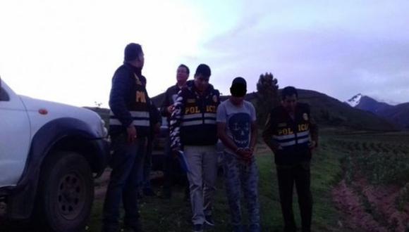 Cusco: policía no descarta homicidio de la turista española. (Foto: PNP)