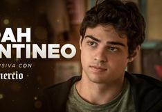 """Noah Centineo en El Comercio: el actor se confiesa sobre el final de """"To All the Boys"""", lo que hizo en cuarentena y Mark Ruffalo"""