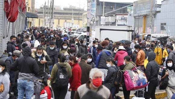 Hasta ahora, el país registra 859.740 contagiados por coronavirus, según el Ministerio de Salud. (Foto: archivo/ GEC)