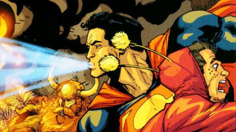 Chespirito: cuando Superman y el Chapulín salieron en un cómic - 1