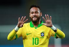 Perú vs. Brasil: Así fue el gol de Neymar vía penal para el 1-1 parcial | VIDEO