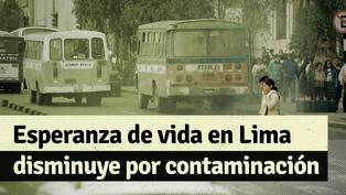 Lima es la ciudad con menor calidad del aire en Latinoamérica