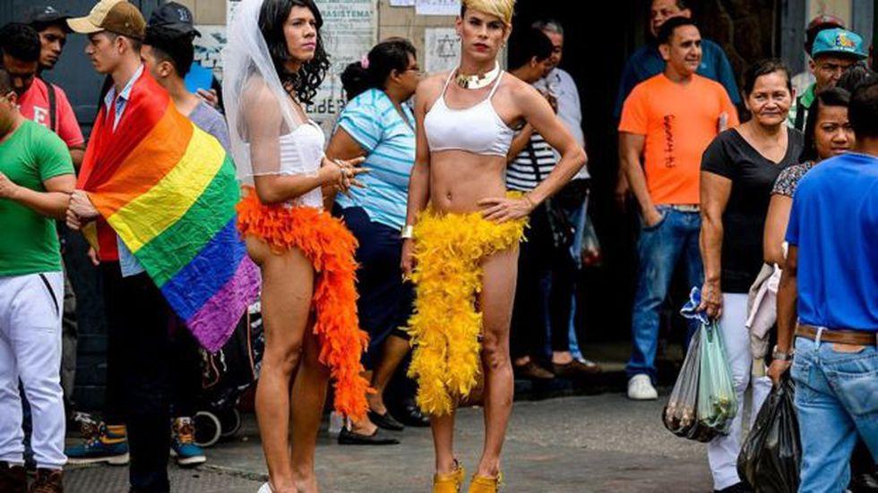 Las hormonas provocan cambios más rápidos en los transexuales masculinos, pero también desaparecen rápido. Foto: GETTY IMAGES, vía BBC Mundo