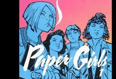 """Paper Girls"": ¿La respuesta de Amazon a ""Stranger Things"" de Netflix?"