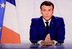 Francia reabrirá comercios el sábado y contempla comenzar a vacunar a finales de año o en enero