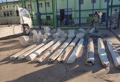Coronavirus en Perú: Comando COVID envía carpas y camas para ambiente aislado en penal de Arequipa