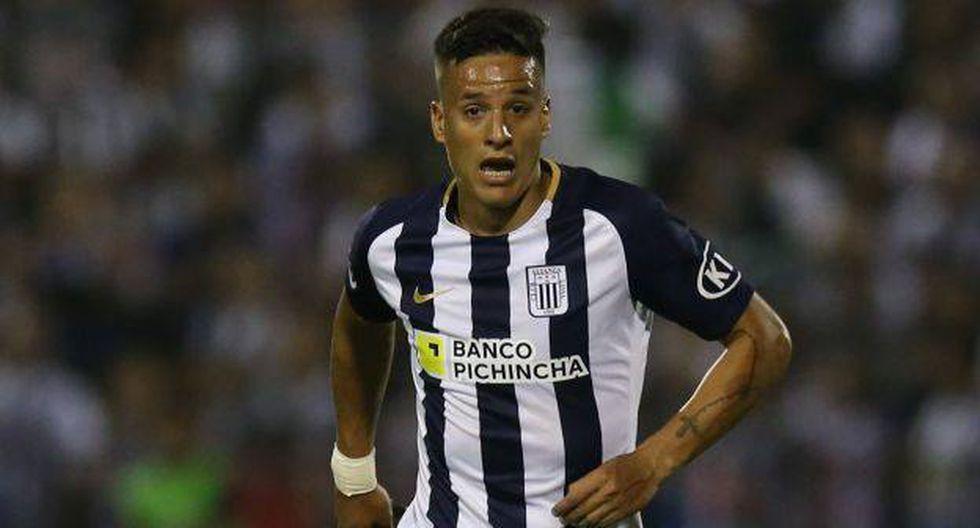 Gonzalo Godoy continuará en Alianza Lima por toda la temporada 2019. (Foto: Fernando Sangama / GEC)