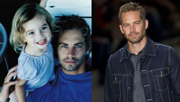 Hija de Paul Walker y Porsche llegan a un acuerdo tras la muerte del actor