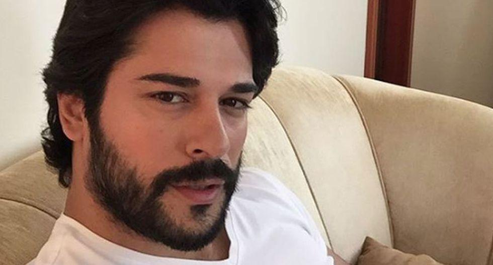 Burak Özçivit es un actor turco que ha pasado por varios cambios de look por cada una de los personajes que ha interpretado (Foto: Instagram)