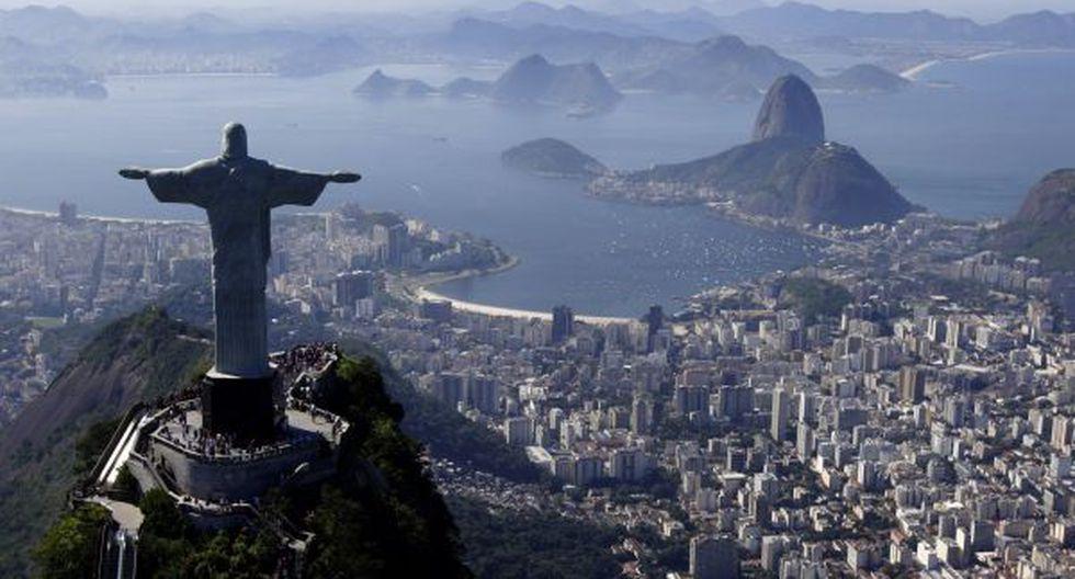 Brasil espera la llegada de siete millones de turistas en el año del Mundial