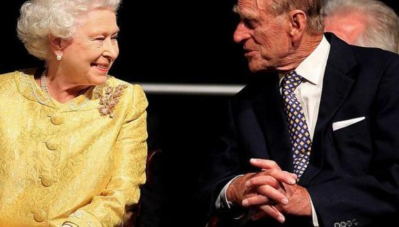 La reina y el príncipe estuvieron casados más de 70 años. (Foto: GETTY IMAGES)
