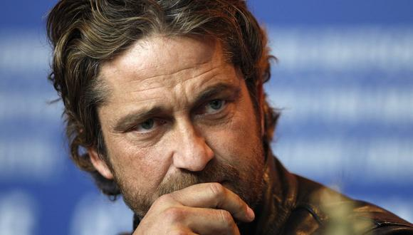 """Gerard Butler, el protagonista de """"300"""" es hospitalizado tras sufrir accidente en moto"""