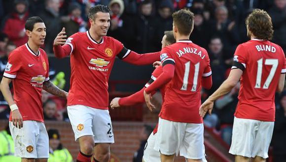 Manchester United ganó 3-1 a Leicester City por Premier League