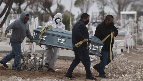 Coronavirus en México   Últimas noticias   Último minuto: reporte de infectados y muertos hoy, sábado 20 de marzo del 2021   Covid-19   (Foto: AP /Christian Chavez)