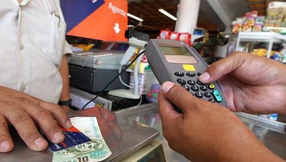 Operaciones bancarias: se usan más agentes que ventanillas