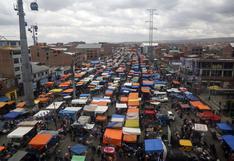 El Alto, la otrora ciudad próspera que ahora es un reflejo de una Bolivia con retroceso económico brusco   FOTOS