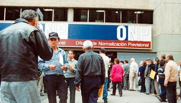 La Oficina de Normalización Previsional (ONP). (Foto: Archivo)