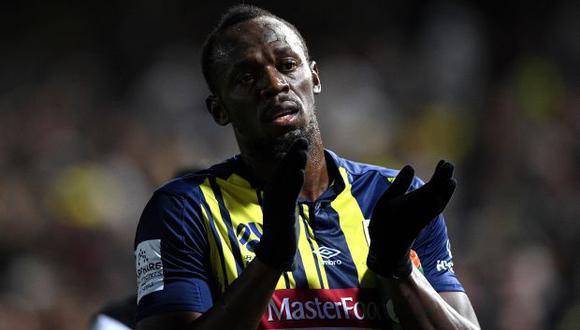 Usaín Bolt. (Foto: EFE)