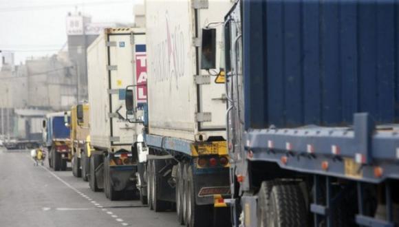 Camiones (Foto: GEC)