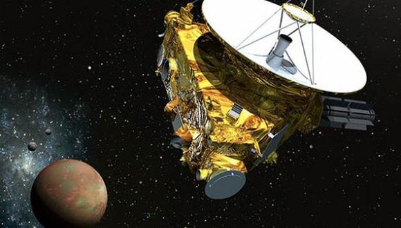 Sonda espacial de la NASA se acerca a Plutón
