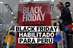 Perú ya tiene acceso al verdadero Black Friday