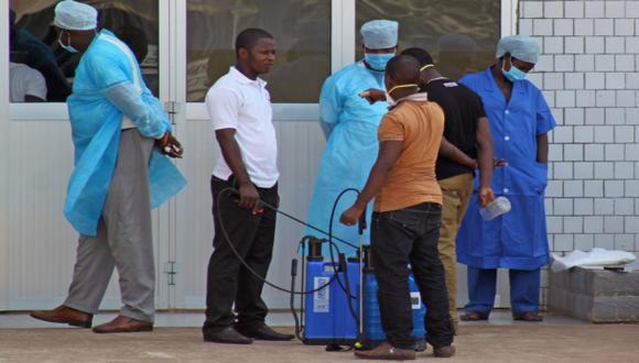 Ébola: ya son más de 100 muertos en África Occidental