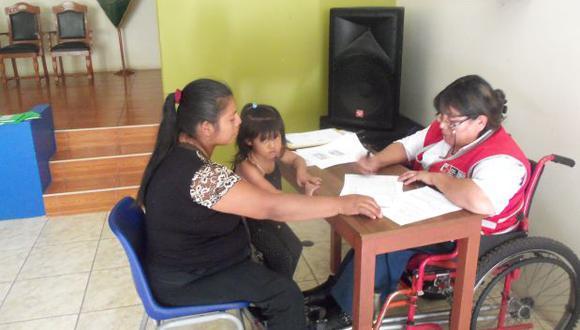 Jóvenes con discapacidad podrán seguir estudios superiores