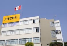OSCE: formulario electrónico será obligatorio para registrar el expediente técnico de obra