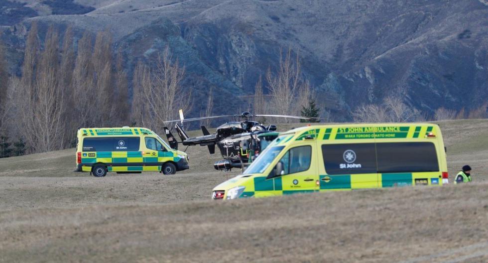 Eleven injured in New Zealand hot air balloon crash