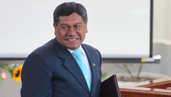 El presidente regional de Cusco espera llegar a acuerdos con la PCM. (Foto: Archivo)