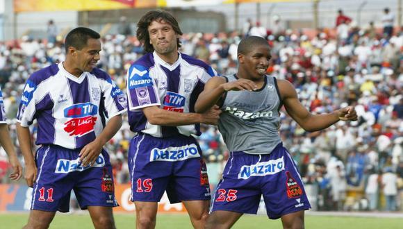 """Waldir Sáenz sobre Jefferson Farfán: """"Todos queremos que juegue este año en Alianza Lima"""" (Foto: Archivo)"""