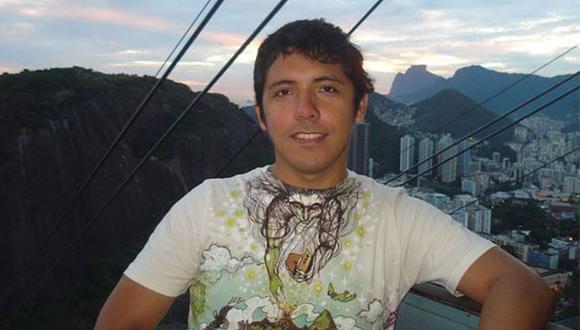 Sergio Fernández Segovia se desempeñaba como infografista para la edición impresa y digital.