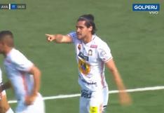 Alianza Lima vs. Ayacucho FC: Diego Minaya puso en ventaja a los 'Zorros' en San Marcos | VIDEO