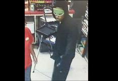 """Este ladrón robaba con una máscara de """"Las Tortugas Ninja"""""""